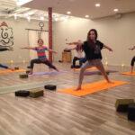 Tween Yoga Class