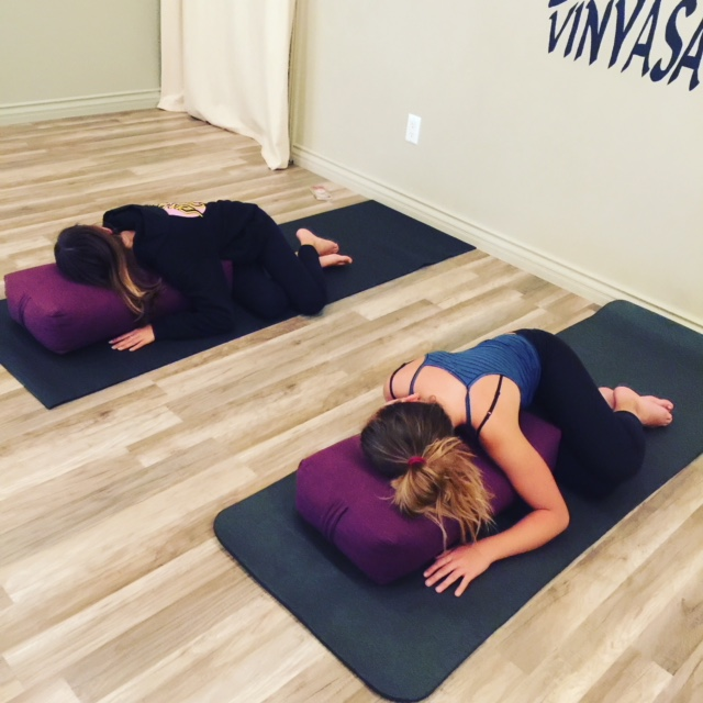 4 Restorative Yoga Poses For Kids
