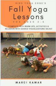 Fall Yoga Lesson Plans