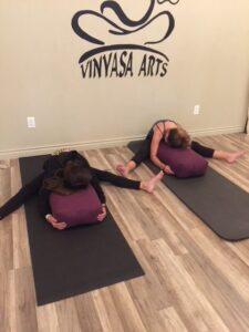 restorative yoga for kids  4 simple poses